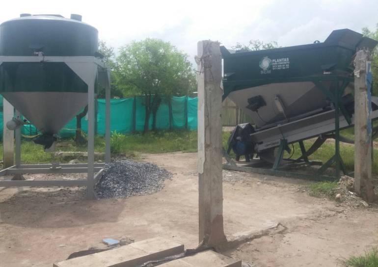 Construcción de colegio en sur de Bolívar no se inicia por altos niveles del río Magdalena: Construcción de colegio en sur de Bolívar no se inicia por altos niveles del río Magdalena