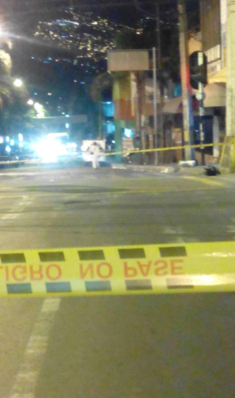 Fracasado intento de hurto a un miembro de la UNP deja un muerto y un herido