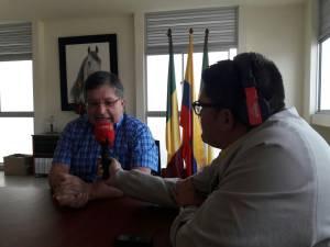 Luis Antonio Covaleda, secretario de educación de Armenia