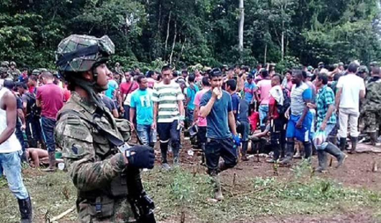 Nariño masacre: Hoy imputan cargos a oficiales por masacre en Nariño