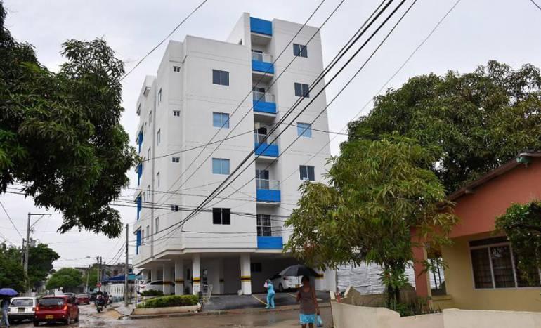 Piden a los bancos tener consideración con familias desalojadas en Cartagena