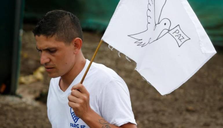 Pese a los asesinatos desmovilizados ratifican su compromiso con la paz.