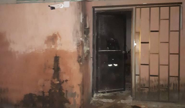quemados incendio: Seis jóvenes quemados en el centro del menor infractor de Riohacha