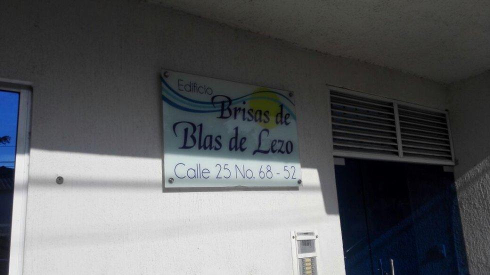 Edificio Brisas de Blas de Lezo. 5 pisos