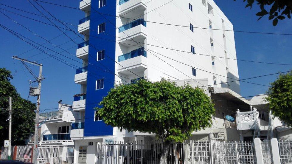 Edificio Villa María, 6 pisos. Alto Bosque