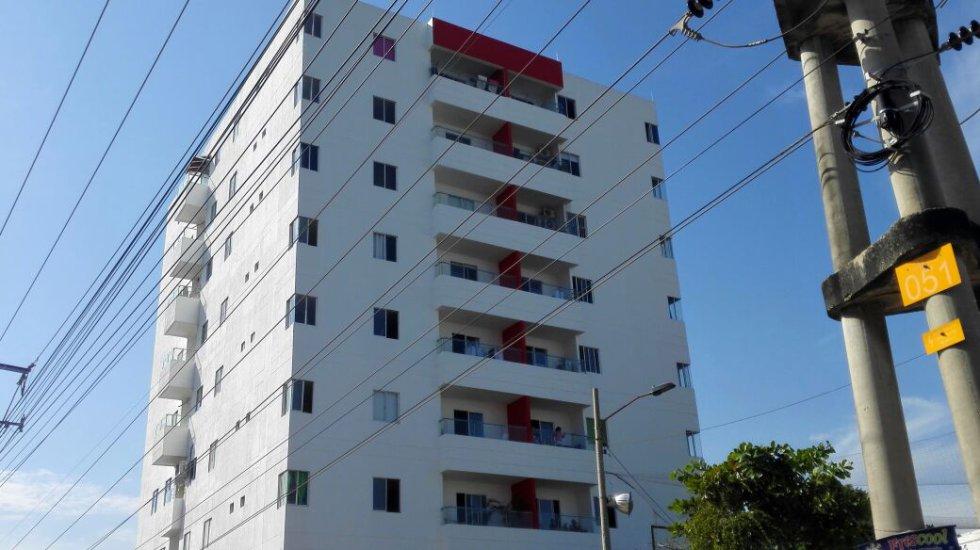 Torre Calypso. Alto Bosque. 38 apartamentos, 8 pisos