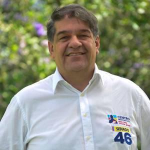 Hernando Márquez candidato al senado del Centro Democrático, socio de la constructora Márquez y Fajardo