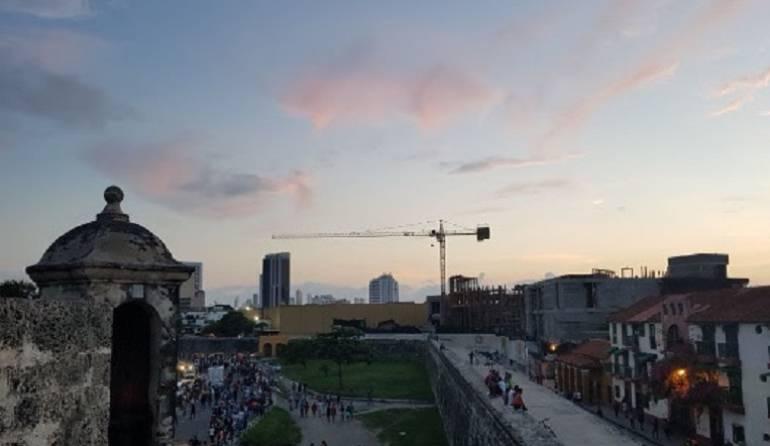 La evacuación de los dieciséis edificios avanza en un 60%: Alcaldía de Cartagena