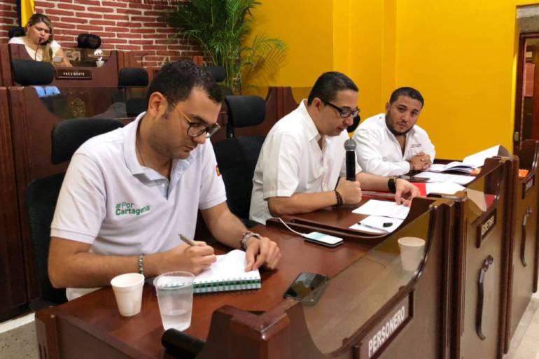 Concejo de Cartagena aprobó la creación del Fondo Social de la Contraloría y cargo de profesional: Concejo de Cartagena aprobó la creación del Fondo Social de la Contraloría y cargo de profesional