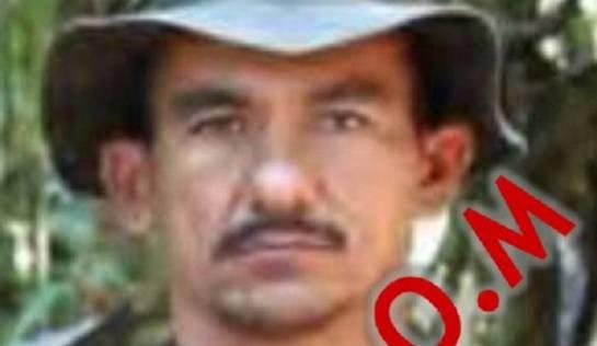 Fue abatido en Boyacá el cabecilla del Eln alias Arturo o