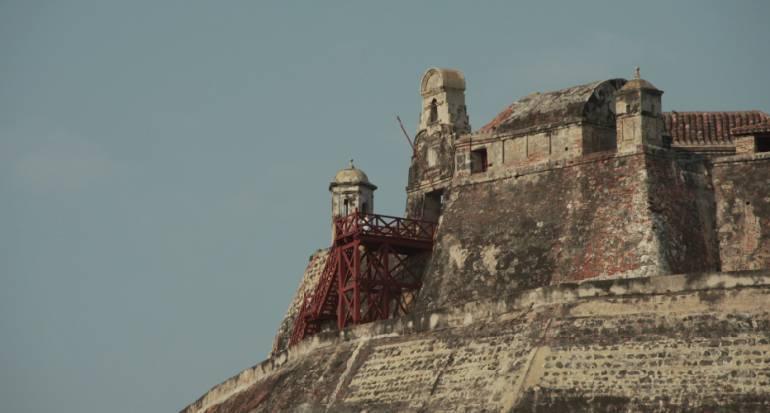 El edificio que pretende interrumpir la vista del Castillo de San Felipe en Cartagena