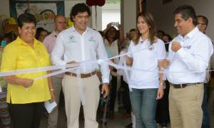 El 19 de enero del 2017, la ministra de educación inaguró la Escuela La Isabela de Montenegro