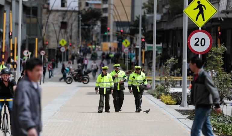 casos de abuso policial: Se disparan casos de abuso policial en Bogotá