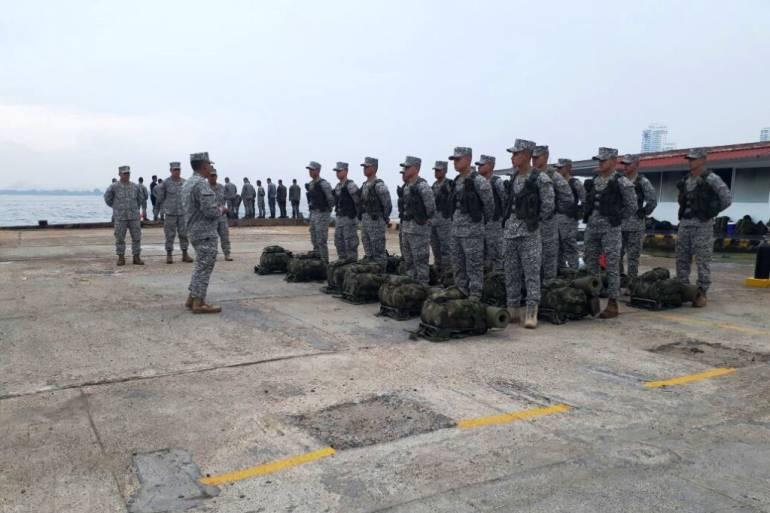 Curso de buzo medusa para cadetes de infantería de marina en Cartagena: Curso de buzo medusa para cadetes de infantería de marina en Cartagena