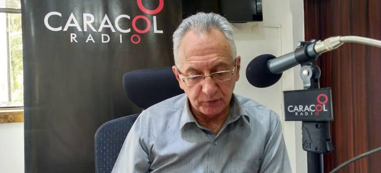 Guillermo Alfonso Jaramillo/Caracol Radio Ibagué