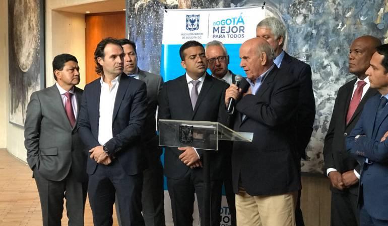 evantó su voz en Cumbre de Asocapitales: Alcalde de Valledupar levantó su voz en Cumbre de Asocapitales