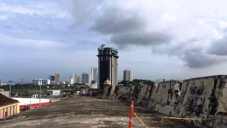 Demolición de Aquarela podría salvar título de la Unesco a Cartagena: Demolición de Aquarela podría salvar título de la Unesco a Cartagena