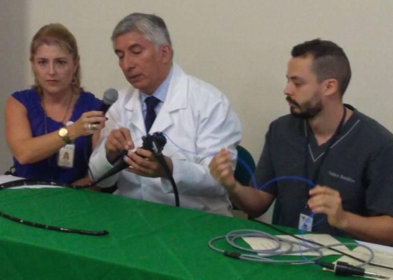 innovación, dispositivo, coagulación, san vicente, fundacion.: Hospital San Vicente Fundación de Medellín obtiene patente por dispositivo