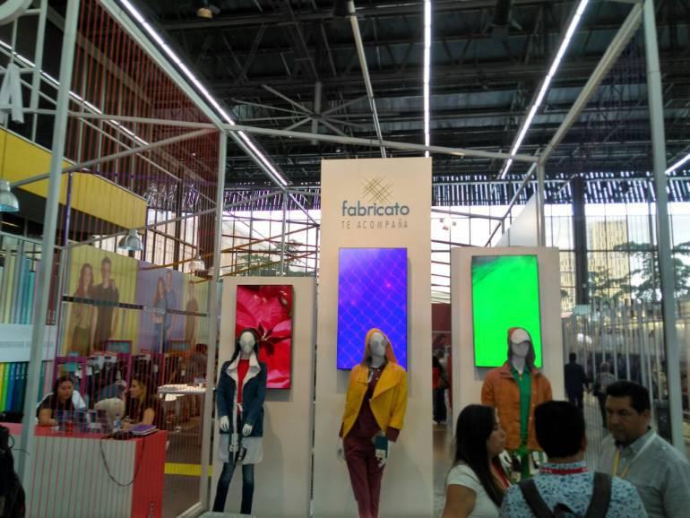 Colombiatex cerró con US$356 millones en expectativas de negocio
