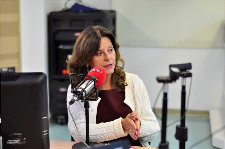 FOTOGRAFÍA DE MARTA LUCÍA RAMÍREZ