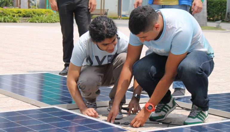 Universidad propone formar ingenieros energéticos