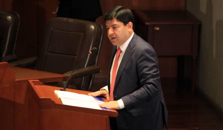 Viceprocurador General, Juan Carlos Cortés González