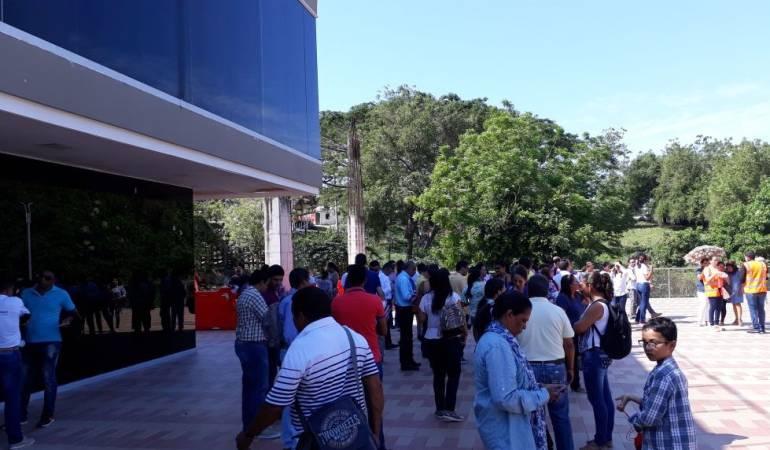 Temblor en Galeras, Sucre: Tembló en Galeras, Sucre
