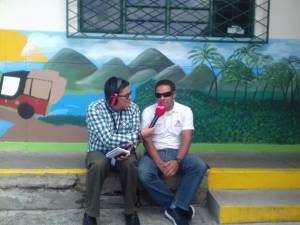 Faber Buitrago integrante del comité departamental de cafeteros del Quindío