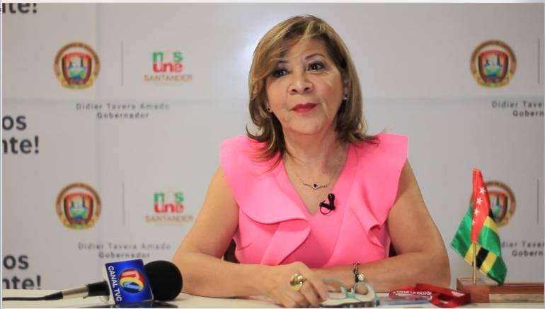 Secretaria de educación de Santander denunció amenazas por deudas de PAE: Secretaria de Educación de Santander denunció amenazas por deudas de PAE