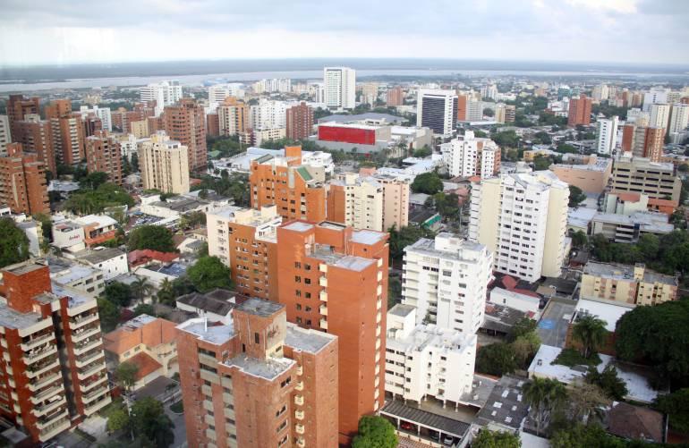 La construcción, un sector que genera empleo para Barranquilla
