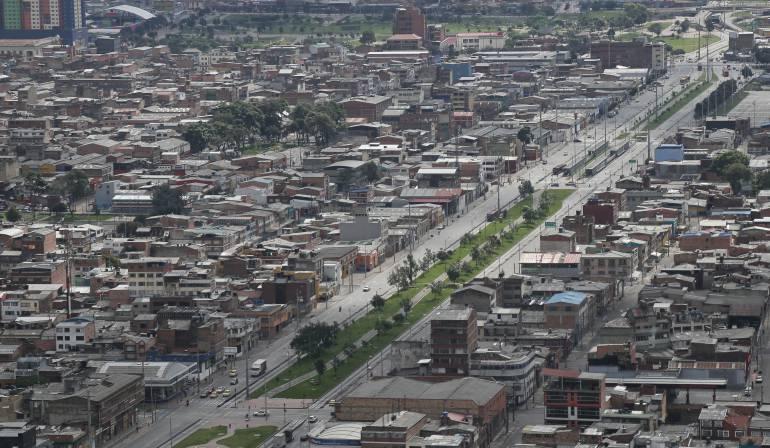 Nueva vía: Entregan vía que beneficiará a más de 80.000 habitantes del sur de Bogotá