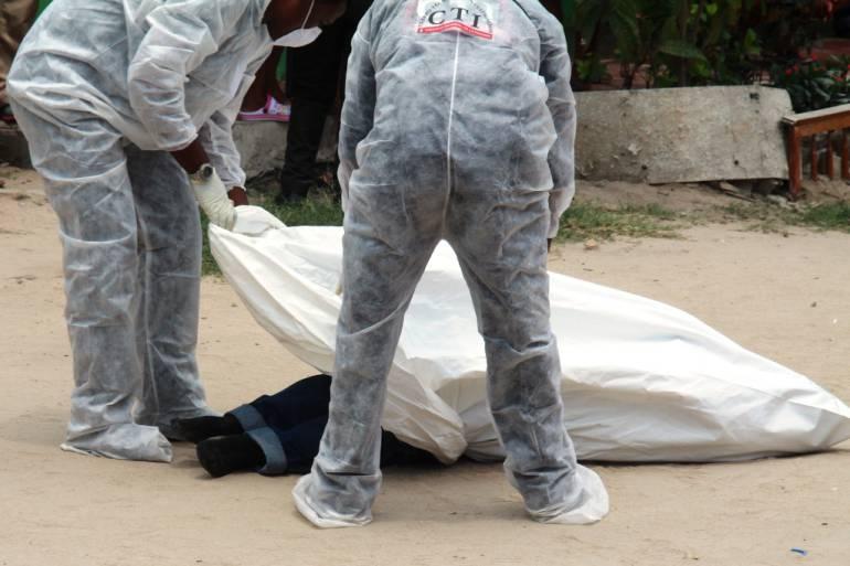 Asesinan a líder comunal en el sur del departamento de Bolívar: Asesinan a líder comunal en el sur del departamento de Bolívar