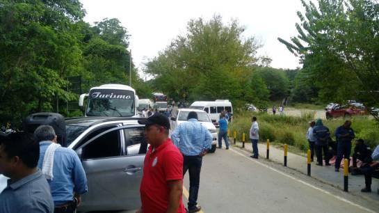 Campos petroleros en Puerto Boyacá parados por plan tortuga de trabajadores: Campos petroleros en Puerto Boyacá parados por plan tortuga de trabajadores