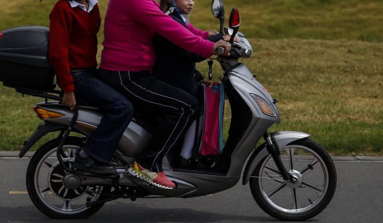 Prohibición de parrillero: Entra en vigencia restricción a parrillero hombre en Bogotá