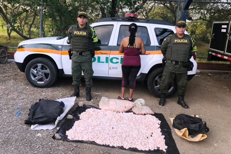 Capturan tres presuntos traficantes de animales silvestres en Bolívar: Capturan tres presuntos traficantes de animales silvestres en Bolívar