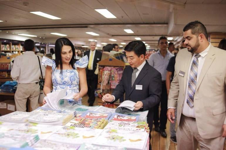Gobierno de Bolívar invita visitar librería flotante más grande del mundo: Gobierno de Bolívar invita visitar librería flotante más grande del mundo