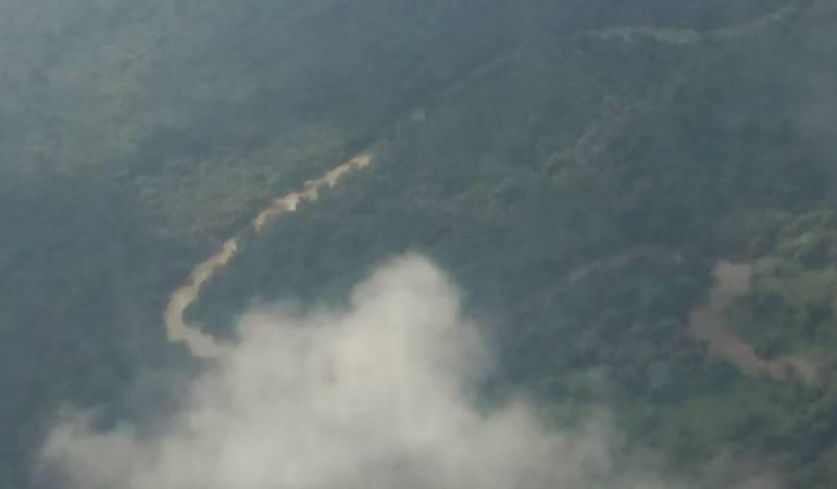 menor indígenea chocó ELN: No hubo daño colateral en bombardeo contra Eln en Chocó: FF.MM.