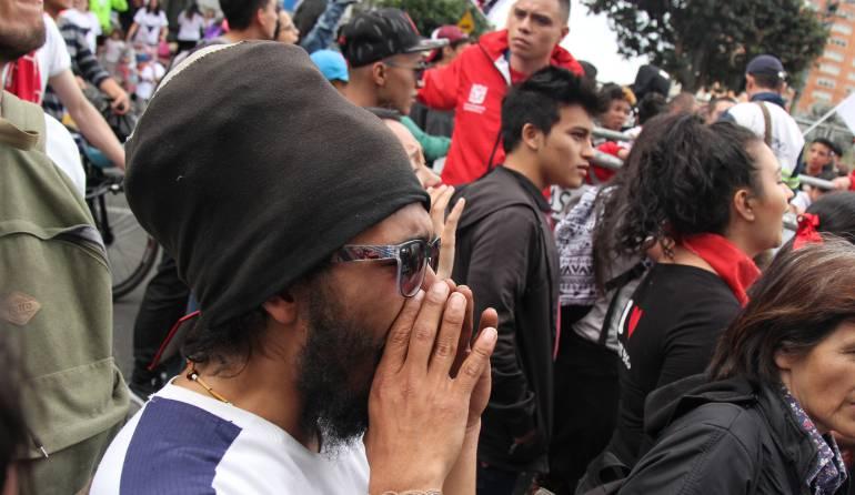 Ciudadanos piden a Fiscalía absolver a escolta que evitó robo