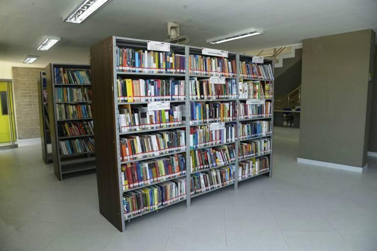 Cumple un año de servicio la Megabiblioteca Juan José Nieto en Cartagena: Cumple un año de servicio la Megabiblioteca Juan José Nieto en Cartagena