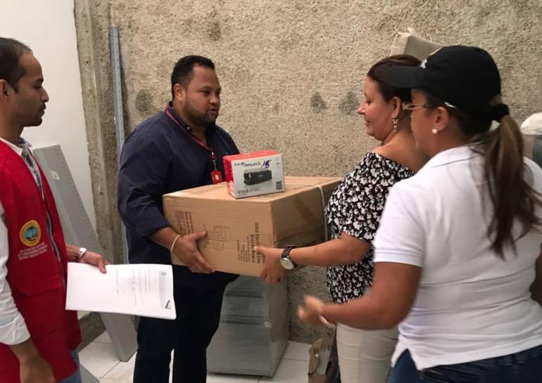 Dotan comisarías de familia, inspecciones y casas de justicia de Cartagena: Dotan comisarías de familia, inspecciones y casas de justicia de Cartagena