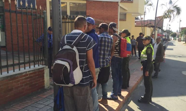 BUCARAMANGA MIGRACIÓN VENEZUELA CONTROLES: En pleno páramo instalarán puesto de control a venezolanos