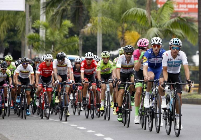 Primera edición de la carrera Colombia Oro y Paz, en el Valle del Cauca,: El mejor ciclismo del mundo por las vías del Valle