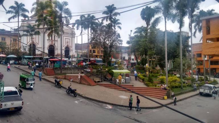 Ataque con granada en Antioquia deja una niña de tres años herida