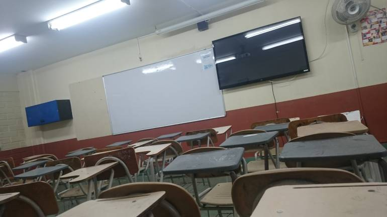 En Cáceres colegios tendrán nuevos horarios por enfrentamientos de bandas
