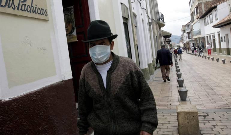 Alerta por virus AH1N1: Alerta verde hospitalaria en Ipiales por H1N1