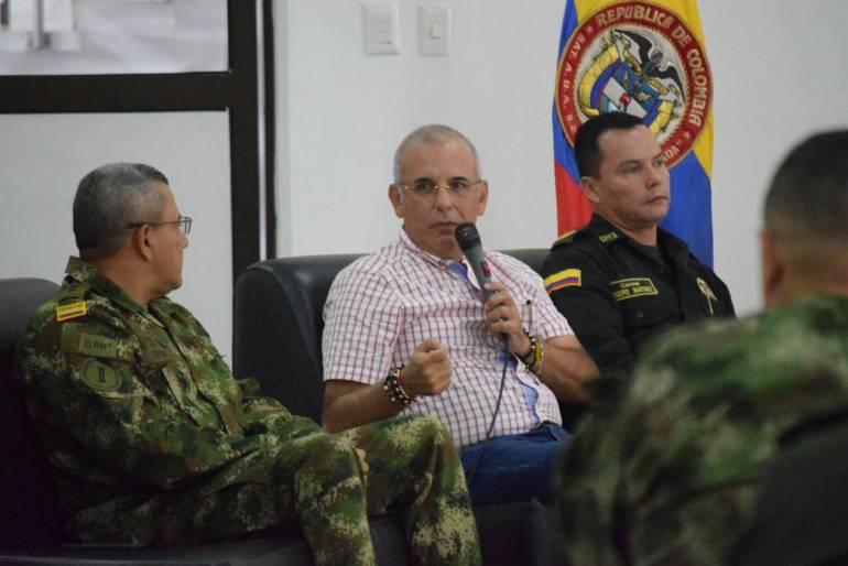 Fiscalía captura al Alcalde de Barrancabermeja