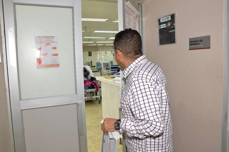 Davita: Invima definirá fuente de contaminación en la clínica Davita