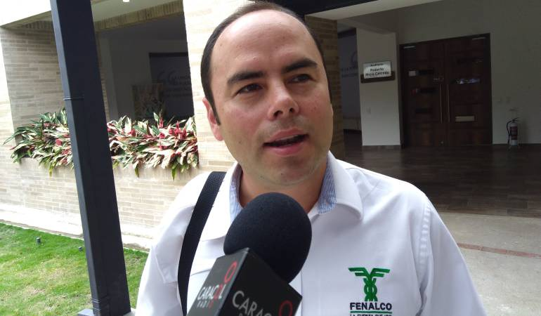 Director de Fenalco Tolima