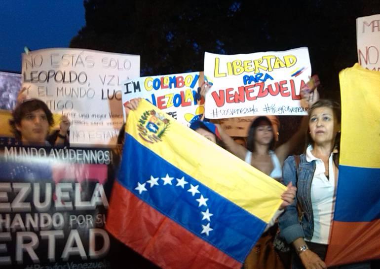 Venezolanos, Medellín, país, carecen, alimentos: Venezolanos en Medellín confiesan que en su país carecen de alimentos