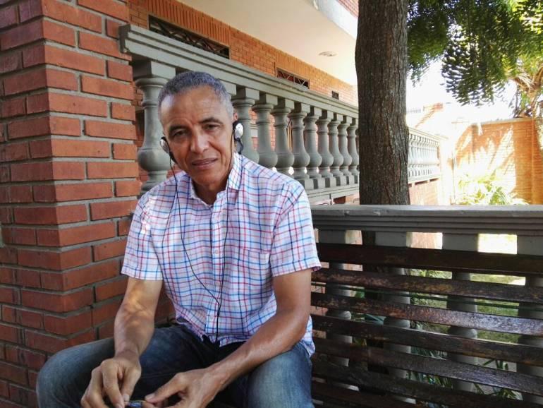 Alexis Mendoza, técnico del Junior.